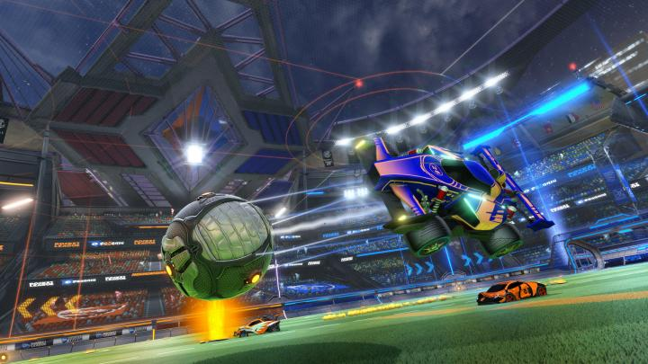 Rocket League has introduced that Thrustmaster will be becoming